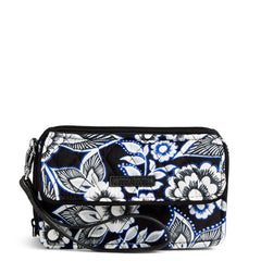 Vera Bradley RFID All In One Crossbody Snow Lotus