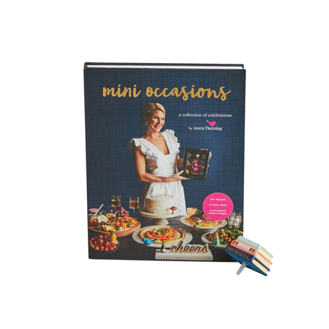 Nora Fleming Mini Occasions Cook Book