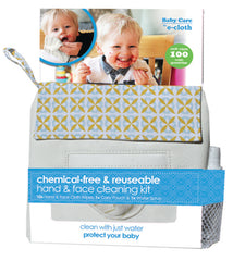 Baby Care by E-Cloth Hand and Face Cleaning Kit