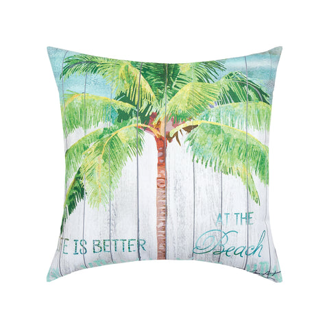 C&F Home - At The Beach 18 x 18 Indoor/Outdoor Pillow