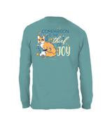 Joy Fox Long Sleeve Shirt