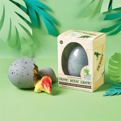 Grow, Dino Grow! Hatching Dinosaur Egg