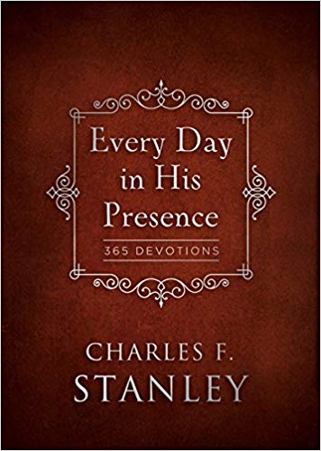 Every Day in His Presence Hardcover Devotional