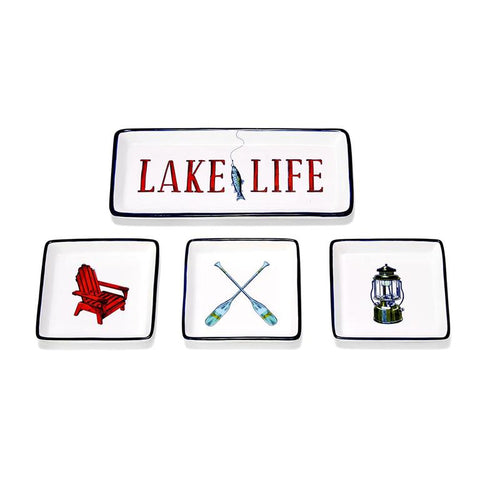 Lake Life DIshes