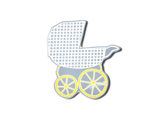 Happy Everything Mini Attachment Baby Carriage