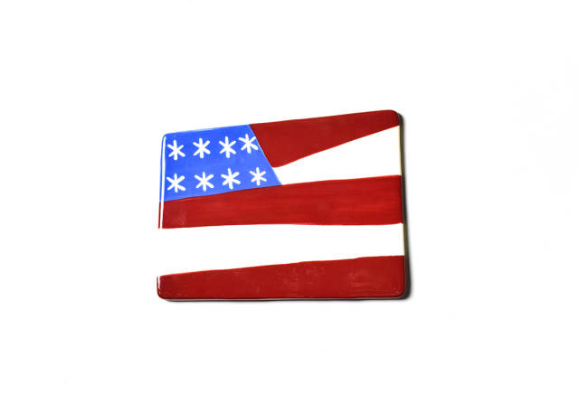 Happy Everything Big Attachment Patriotic Flag