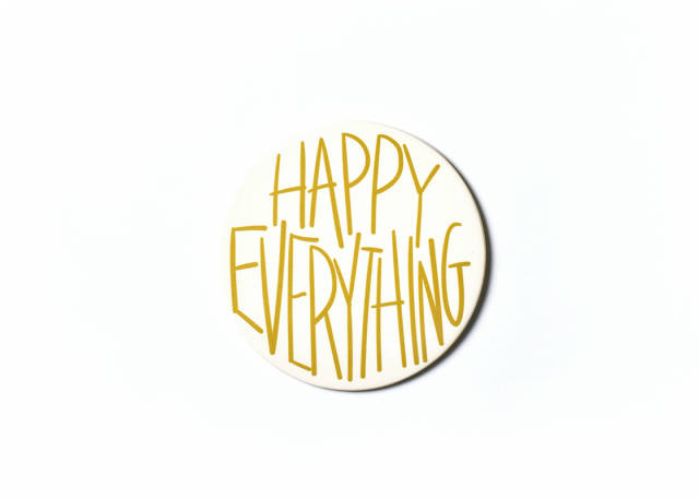 Happy Everything Mini Attachment Gold Happy Everything