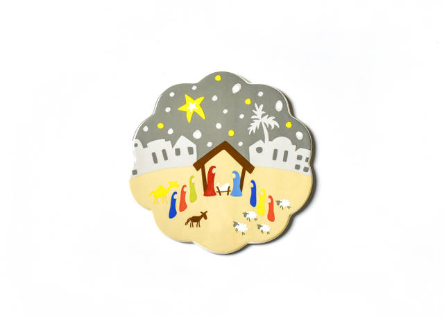 Happy Everything Big Attachment Nativity