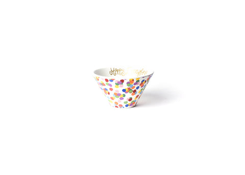 Happy Everything Toss Mod Small Bowl