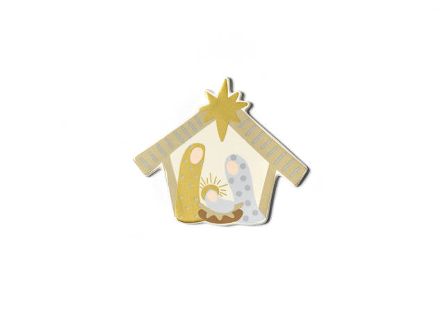 Neutral Nativity Big Attachment