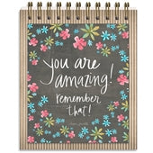You are Amazing Easel Book