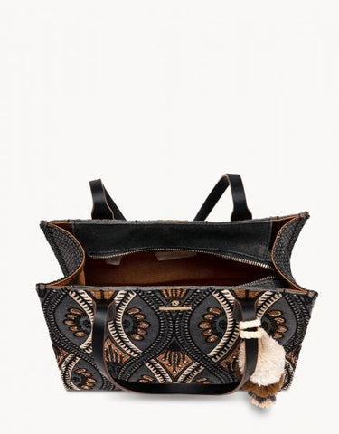 Spartina Box Tote-Proprietor's Teapot