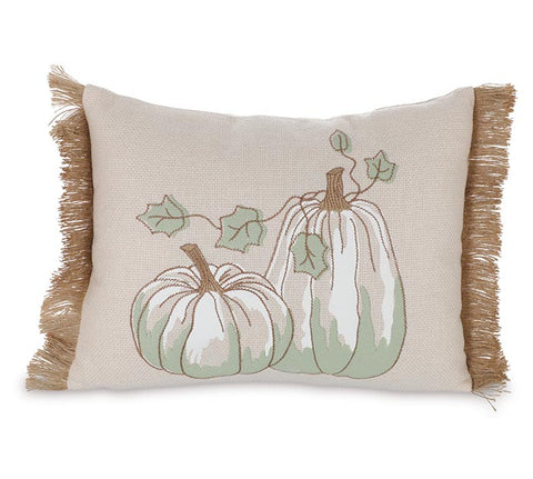 Rectangular Pumpkin Pillow