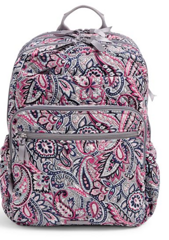 XL Campus Backpack in Gramercy Paisley