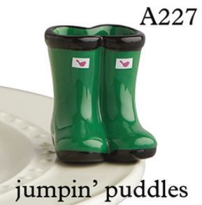 Jumpin' Puddles Mini Attachment