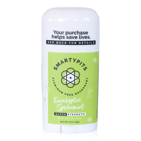 Smarty Pits Deodorant-Standard Size Super Strength