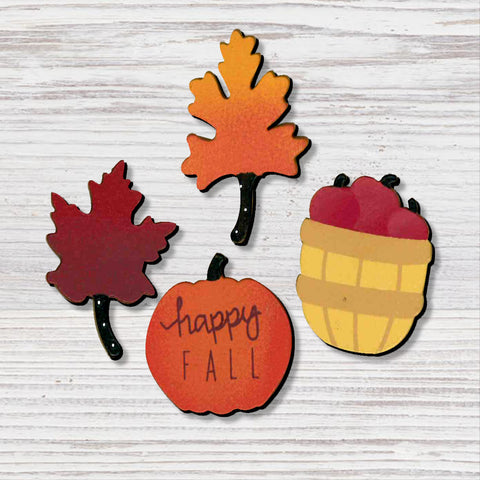 Roeda Brighten Your Life: Happy Fall Magnets