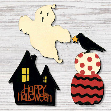 Roeda Brighten Your Life:Happy Halloween Magnets