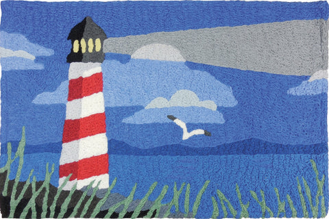 "Jellybean 21""x 33"" Guiding Light Rug"
