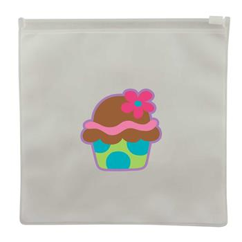 Stephen Joseph Set of 2 Reusable Snack Bags