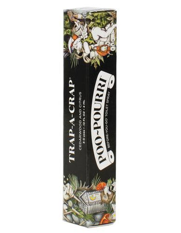 Poo-Pourri In A Pinch Trap a Crap .13 fl oz