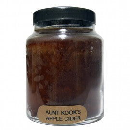 Keepers of the Light Candle- Aunt Kook's Apple Cider Baby Jar