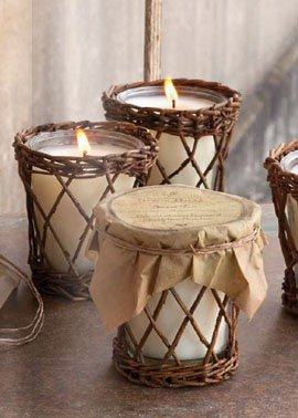 "Park Hill Soy Candles ""Back Porch"""