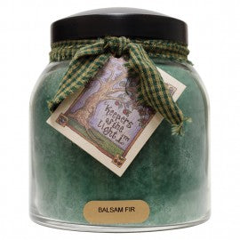 Keepers of the Light Candle- Balsam Fir 34 oz. Papa Jar