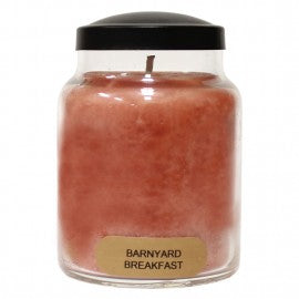 Keepers of the Light Candle- Barnyard Breakfast 6 oz. Baby Jar