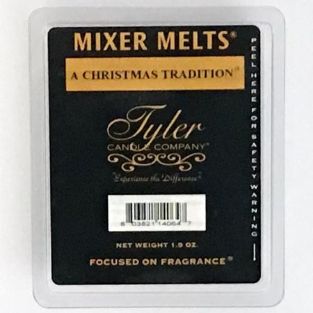 Tyler Candle Company Wax Melts: A Christmas Tradition