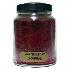 Keepers of the Light Candle- Cranberry Orange 6 oz. Baby Jar