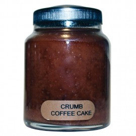 Keepers of the Light Candle- Crumb Coffee Cake 6 oz. Baby Jar