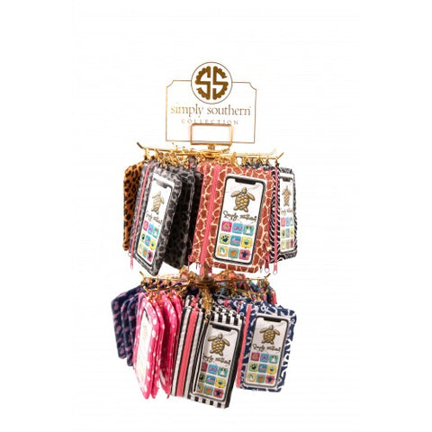 Simply Southern Phone Wristlet-14 designs