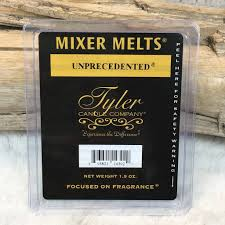 Tyler Candle Company Mixer Melts-Unprecedented