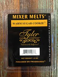 Tyler Candle Company Mixer Melts-Warm Sugar Cookie