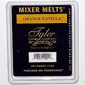 Tyler Candle Company Mixer Melts-Orange Vanilla