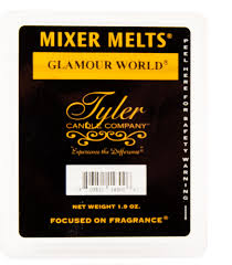 Tyler Candle Company Mixer Melts-Glamour World