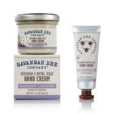 Beeswax Hand Cream in a Tube-1.7oz Rosemary Lavender