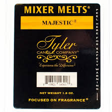 Tyler Candle Company Mixer Melts-Majestic