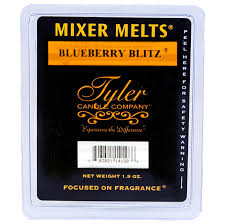 Tyler Candle Company Mixer Melts-Blueberry Blitz