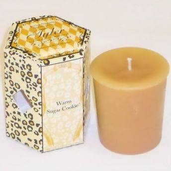 Tyler Candle Company 2oz Votive Candle-Warm Sugar Cookie