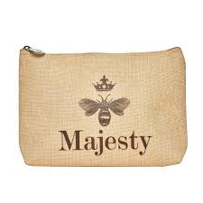 Majesty Brown Travel Bag