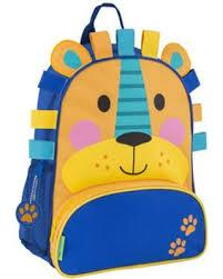 Stephen Joseph Sidekicks Backpack- Lion