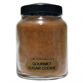 Keepers of the Light Candle- Gourmet Sugar Cookie 6 oz. Baby Jar