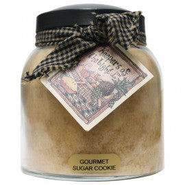 Keepers of the Light Candle- Gourmet Sugar Cookie 34 oz. Papa Jar