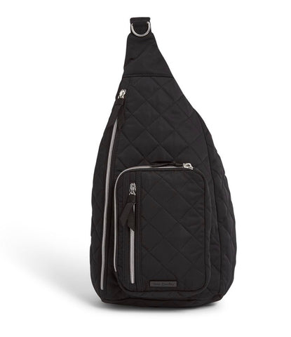 Iconic Sling Backpack- Black