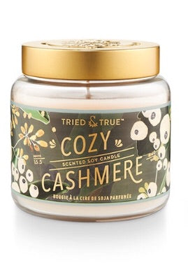 Cozy Cashmere Large Jar