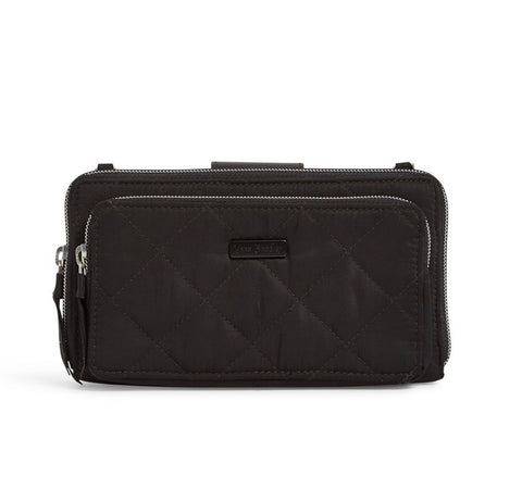 Iconic Deluxe All Together Crossbody- Black