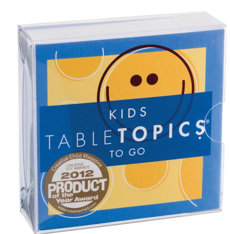 Kids Table Topics