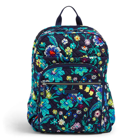 Iconic XL Campus Backpack - Moonlight Garden